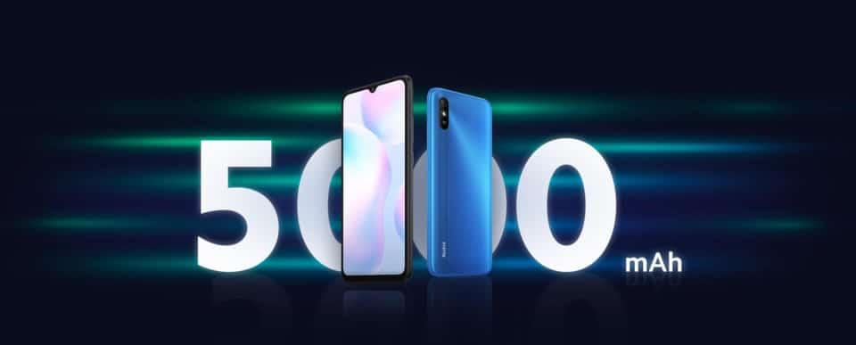 Xiaomi Redmi 9A mit Vertrag Akku
