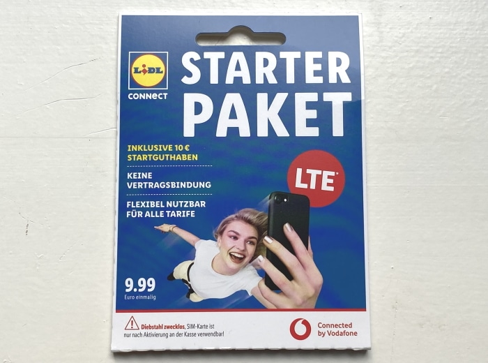 Lidl Connect Startpaket