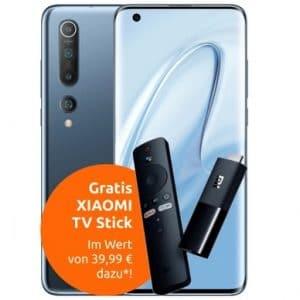 Xiaomi Mi 10 mit TV Stick LogiTel Teaserbild Thumb