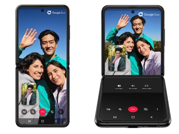 Android 11 - Umgang mit faltbaren Bildschirmen