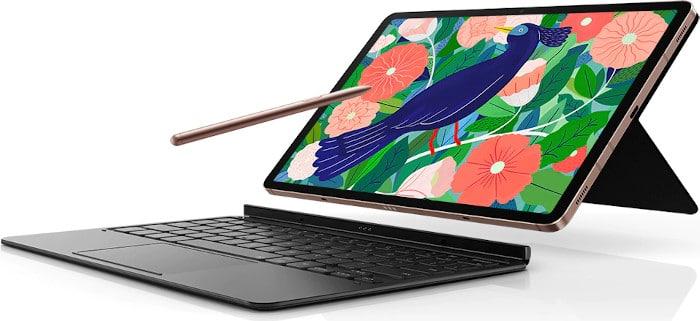 Samsung Galaxy Tab S7 Tastatur Stift