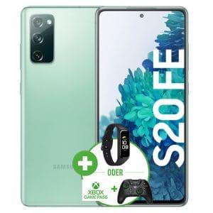 Samsung Galaxy S20 FE Mint Vorbesteller Thumbnail