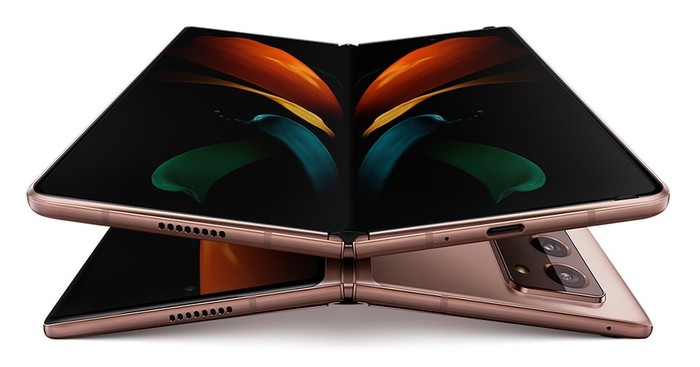 Samsung Galaxy Z Fold 2 mit Vertrag im Vergleich
