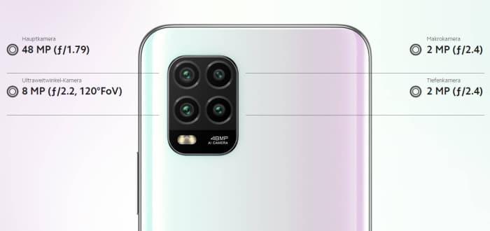 Xiaomi Mi 10 Lite 5G mit Vertrag, Handytarif, Tarif, Telekom, Vodafone, o2