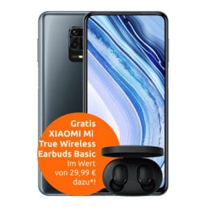 Xiaomi Redmi Note 9 Pro + Xiaomi Mi True Wireless Buds Basic Thumbnail
