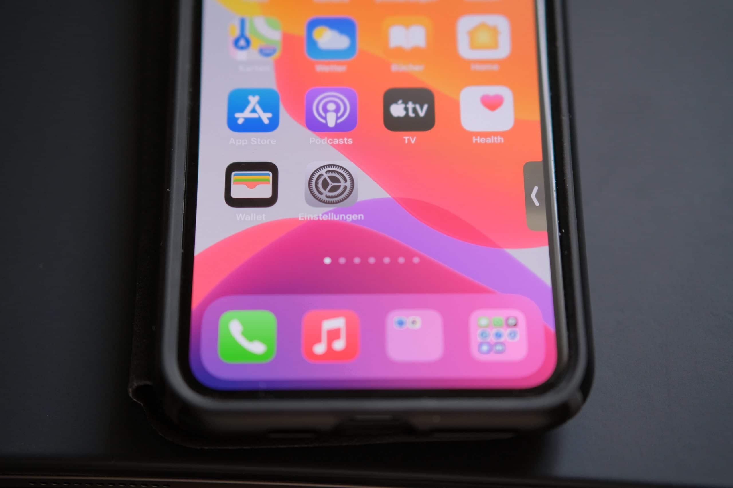 iOS 14 - PIP - tabbed Video