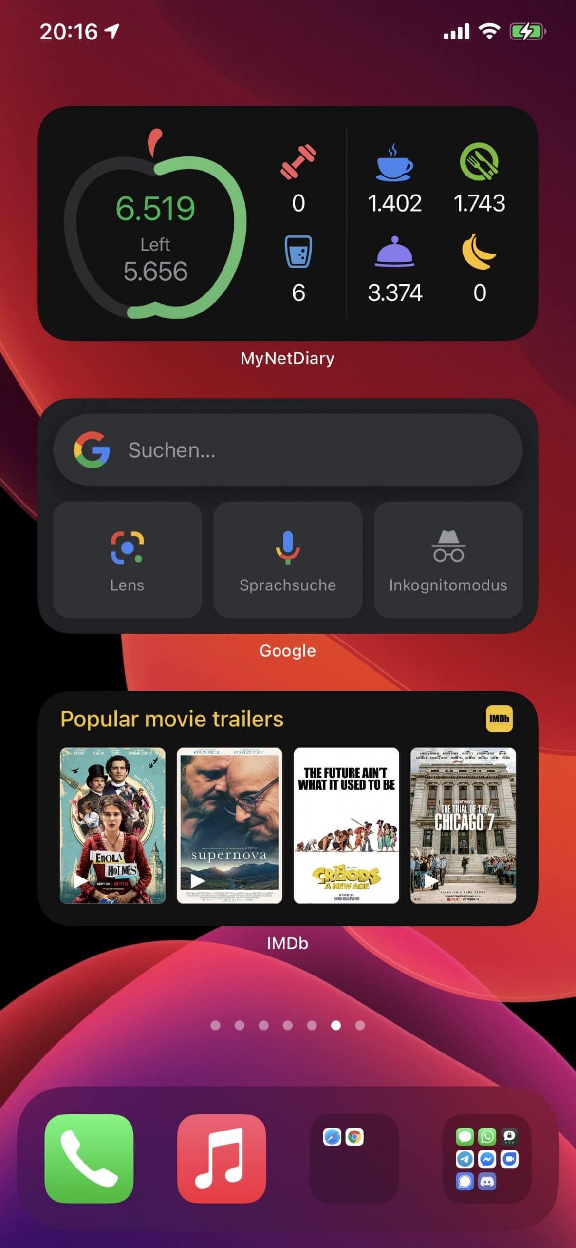 iOS 14 - Widgets #2