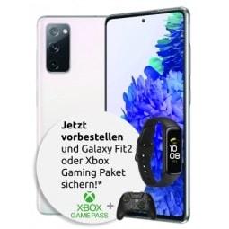 Samsung Galaxy S20 FE mit Zugabe nach Wahl LogiTel