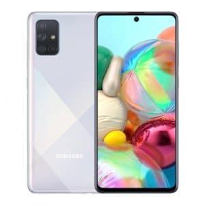 Samsung Galaxy A71 Prism Silver Thumbnail