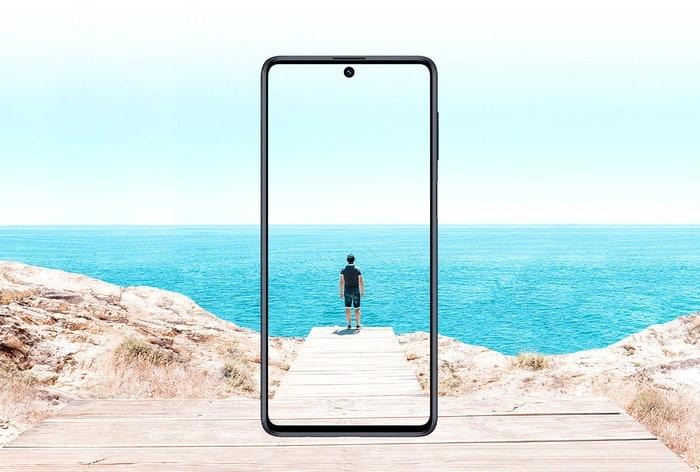 Samsung Galaxy M51 mit Vertrag im Vergleich, o2, Telekom, Vodafone
