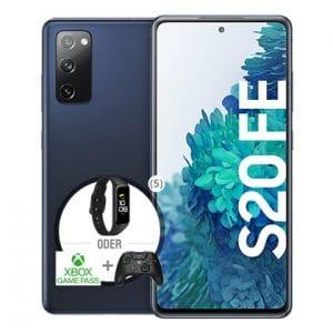 Samsung Galaxy S20 FE Blau Vorbesteller Thumbnail