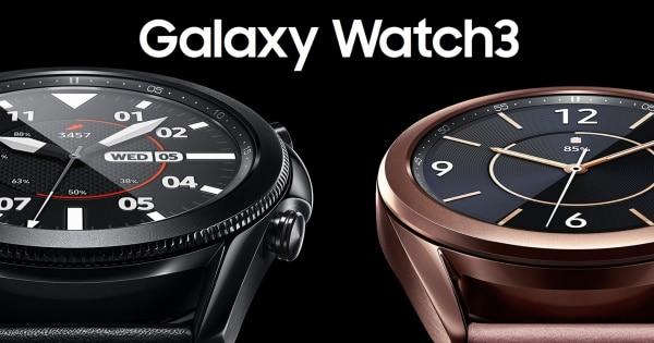 Samsung Galaxy Watch3 Magazin Thumbnail