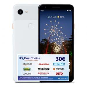 Google Pixel 3a Handyhase Bonus-Deal Thumbnail