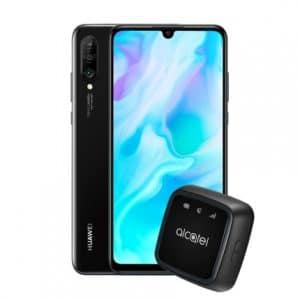 Huawei P30 Lite + Alcatel movetrack GPS Tracker Thumbnail