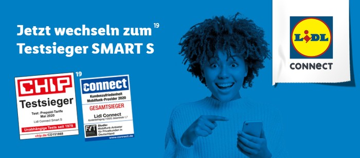 LIDL connect Smart S