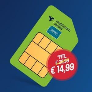mobilcom-debitel Allnet Flat Telefónica-Netz Thumbnail