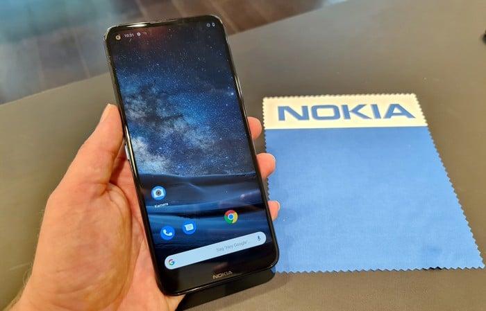 Nokia 8.3 5G mit Vertrag im Netz der Telekom, Vodafone oder o2 im Vergleich