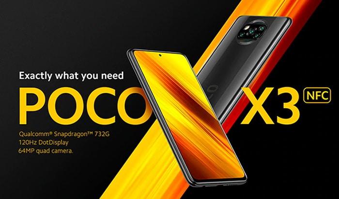 Xiaomi Poco X3 NFC mit Vertrag im Vergleich, Tarif, Handytarif