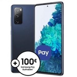 Samsung Galaxy S20 FE mit Samsung Pay Guthaben