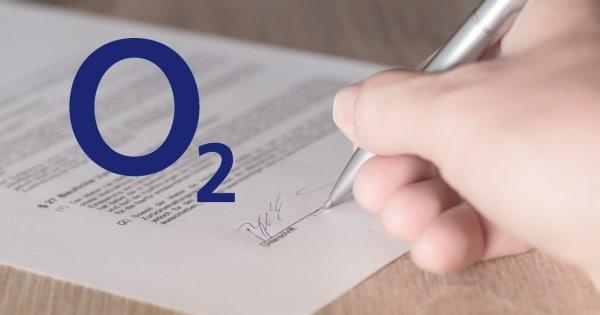o2 Handyvertrag kündigen