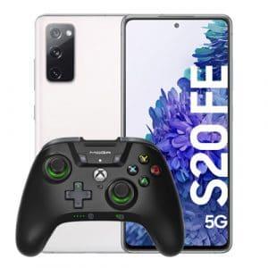 Samsung Galaxy S20 FE + MOGA Gamepad Thumbnail
