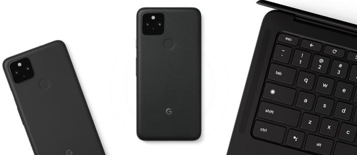 Google Pixel 5 mit Vertrag