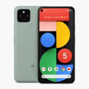 Google Pixel 5 Thumbnail