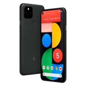Google Pixel 5 Black Thumbnail