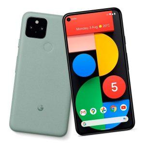 Google Pixel 5 Green Thumbnail