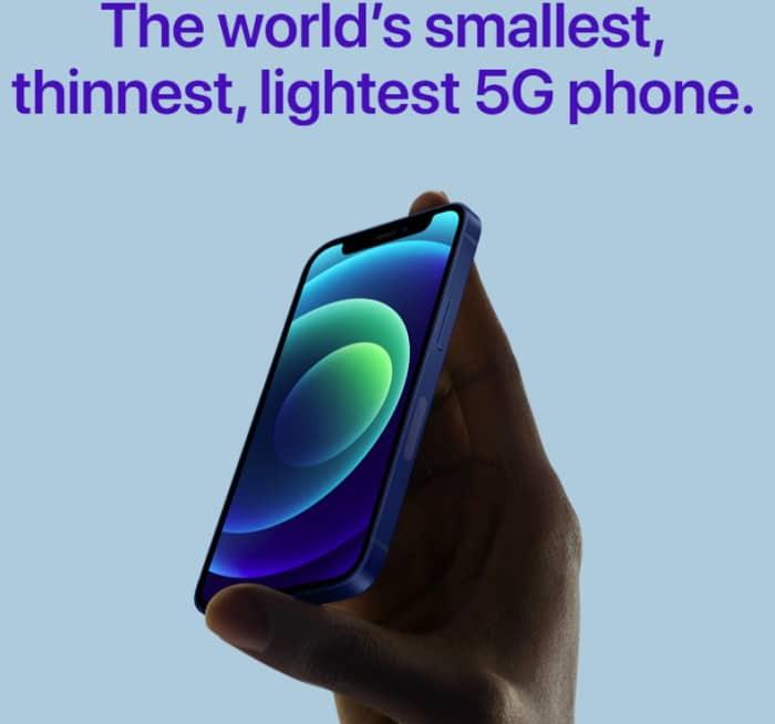Apple iPhone 12 Mini mit Vertrag im Vergleich, Telekom, Vodafone, o2, Handytarife