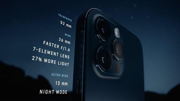 iPhone 12 Pro - Kamerasystem