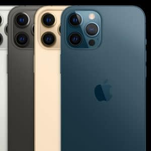 iPhone 12 Pro Max alle Farben Thumbnail
