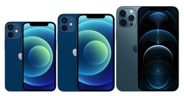 iPhone 2020 im Vergleich Thumbnail