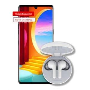LG Velvet + LG ToneFree FN4 bei MediaMarkt Thumbnail