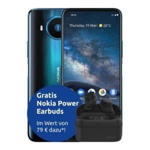 Nokia 8.3 5G Vorbesteller Thumbnail