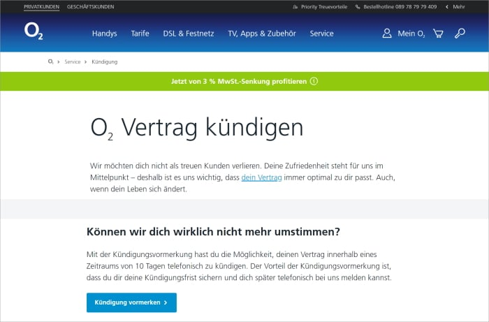 O2 Kundigung Vorlage Download Chip 6
