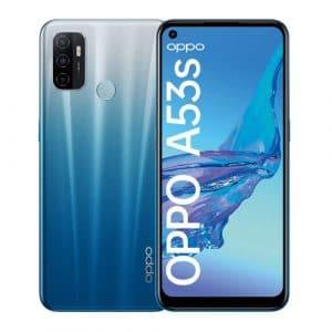 Oppo A53s Blau Thumbnail