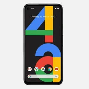 Google Pixel 4a mit o2 Blue All in M
