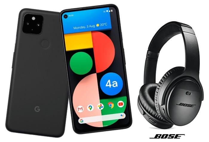 Google Pixel 4a 5G Aktion