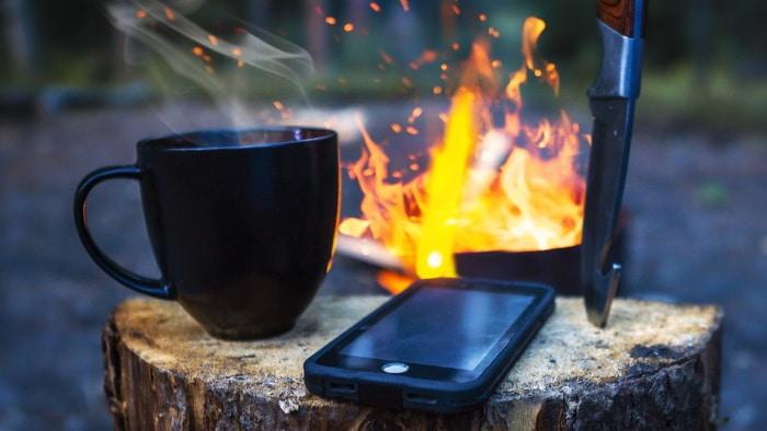 Rugged Outdoor Smartphone Handy