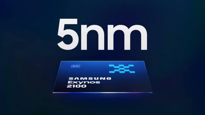 Samsung Exynos 2100 mit 5G-Modem aus 5-nm-Fertigung