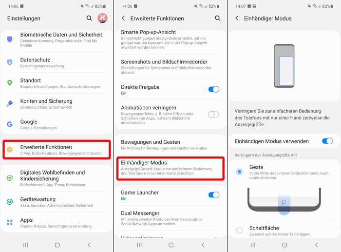 Samsung Galaxy Tipps & Tricks