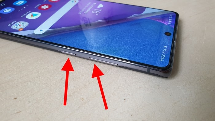 Samsung Galaxy Tipps & Tricks - Screenshot erstellen