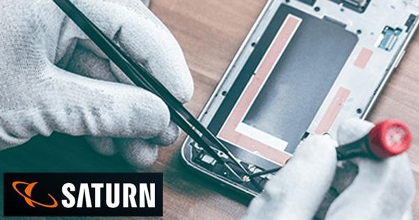 Saturn Handy-Reparatur: Lass Dein Smartphone oder Tablet direkt im Markt reparieren - Preise & AppleCare Services