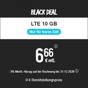 smartmobil Black Deal 2020 Thumbnail