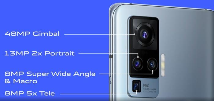 vivo X51 5G mit Vertrag