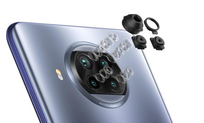 Xiaomi Mi 10T Lite mit Vertrag im Vergleich, o2, Telekom, Vodafone