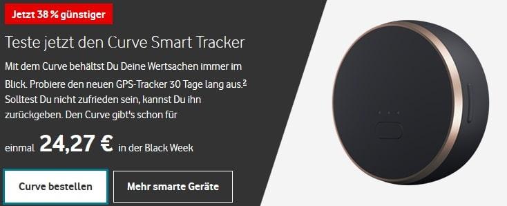Black Week GPS Tracker Deal bei Vodafone