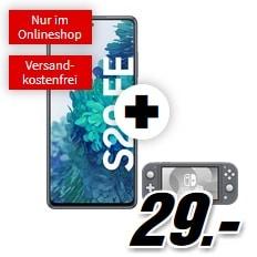 S20 FE mit Switch Lite für 29 Euro zum green LTE 10 Gb im Vodafone-Netz