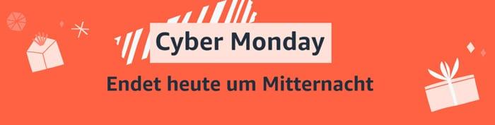 Amazon Cyber Monday: Schnäppchen bis 30.11.2020 - z.B. Smartphones, PlayStation 4 Zubehör uvm.